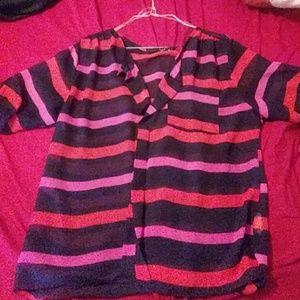 Nice striped blouse